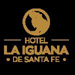 Logotipo del hotel Iguana de Santa Fe de Bernalo Hotels